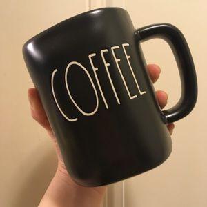 NEW Rae Dunn Black Coffee Mug